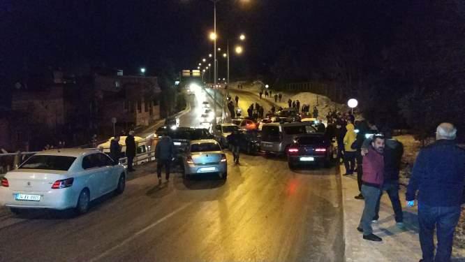 Samsun Haberleri: Samsun'da 13 Araç Birbirine Girdi! 4 Yaralı