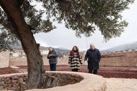 Başkan Baran; 'Turizm ve tarih kenti olacak'