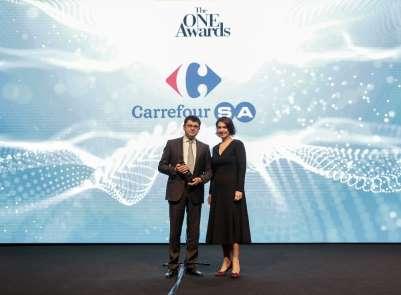 The ONE Awards'den CarrefourSA'ya 'Yılın İtibarlısı' Ödülü