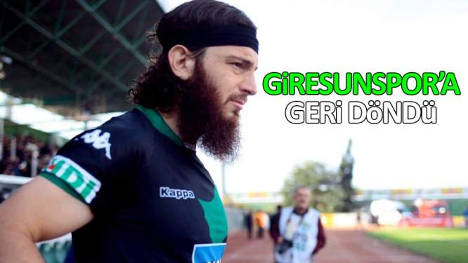 Aykut Demir Giresunspor'a Döndü
