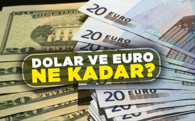 9 Ocak Perşembe Samsunda Dolar ve Euro ne kadar?