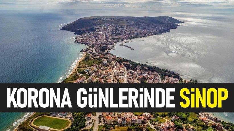 Korona günlerinde Sinop