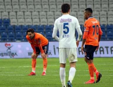 Medipol Başakşehir 3 hafta sonra puan kaybetti