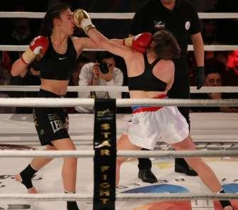 Adana'da Muay Thai turnuvası nefes kesti