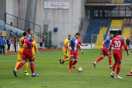 Spor Toto 1. Lig: Kardemir Karabükspor: 0 - Eskişehirspor: 4