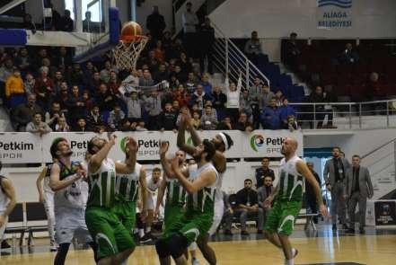 TBL 1. Lig: Petkim Spor: 72 - Bursaspor: 69