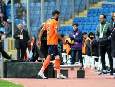Spor Toto Süper Lig: Medipol Başakşehir: 1 - BB Erzurumspor: 1 (Maç sonucu)