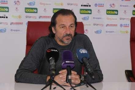 Yusuf Şimsek: 'Önemli olan bu maçı kazanmaktı'