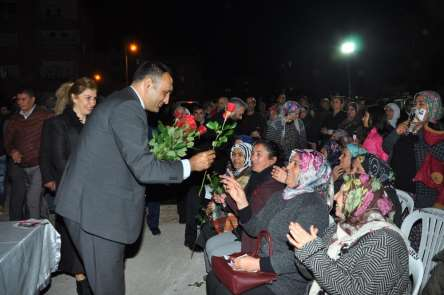 Yılmaz: 'Yumuktepe'yi turizme kazandıracağız'