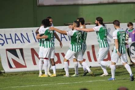Spor Toto 1.Lig: Giresunspor: 3 - Boluspor: 1