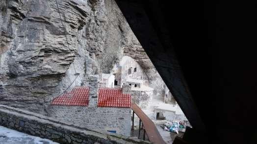 Kültür ve Turizm Bakanı Ersoy: 'Sümela Manastırı'nın 2. etabını 18 Mayıs 2020'de