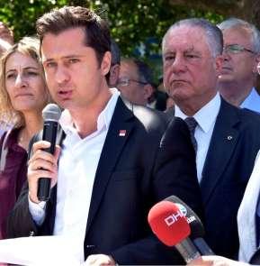 CHP İzmir İl Başkanı Yücel'den saldırıyla ilgili açıklama