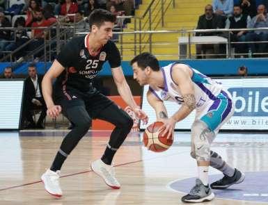 Tahincioğlu Basketbol Süper Ligi: Afyon Belediyespor: 79 - Beşiktaş Sompo Japan: