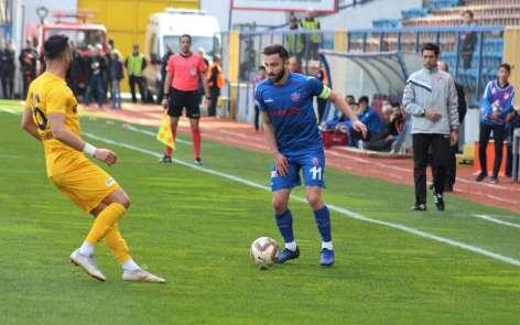 Spor Toto 1. Lig: Kardemir Karabükspor: 0 - AFJET Afyonspor: 4