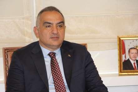 Kültür ve Turizm Bakanı Mehmet Nuri Ersoy Trabzon'da