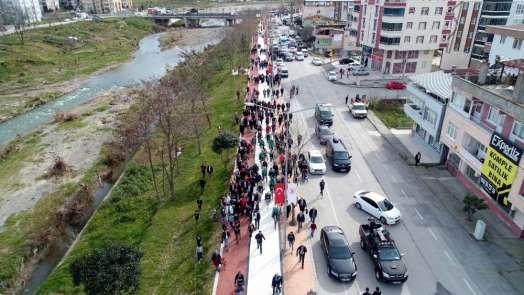 'Koşu Yolu ve Hayat Parkuru'na coşkulu açılış