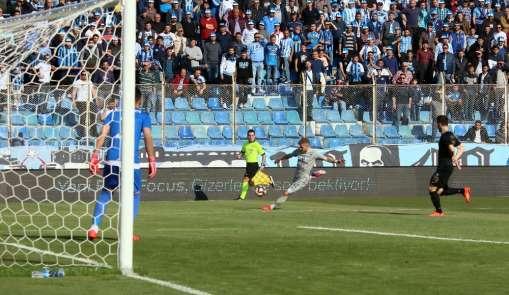 Spor Toto 1. Lig: Adana Demispor: 0 - Osmanlıspor: 0 (Maç sonucu)