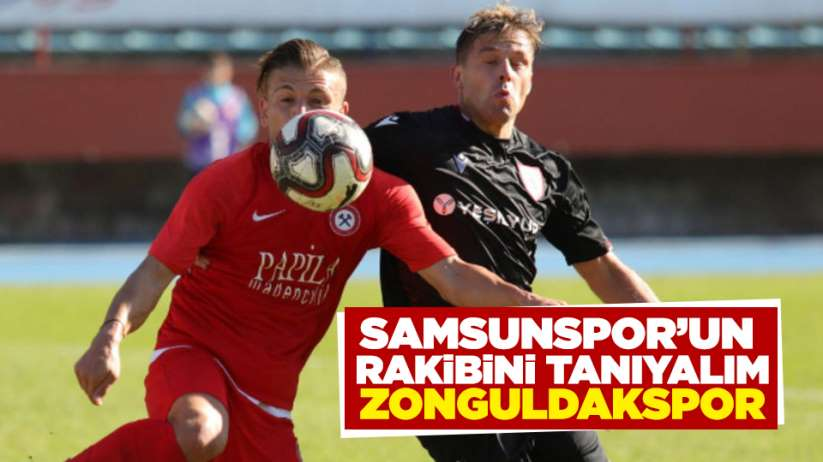Samsunspor'un rakibini tanıyalım / Zonguldakspor