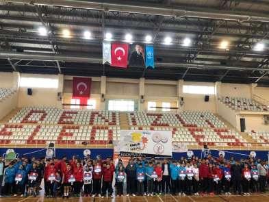 Malatya badminton takımı Türkiye ikincisi oldu