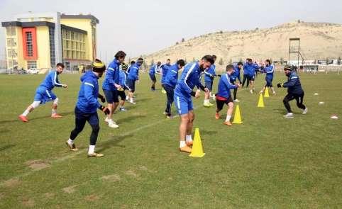 Evkur Yeni Malatyaspor'da A.Alanyaspor maçı hazırlıkları başladı