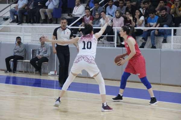 Türkiye Kadınlar Basketbol 1. Ligi Play-Off Finali: Elazığ İl Özel İdare: 78 - B