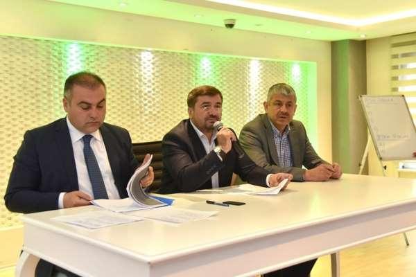 Giresun'da Türkiye Belediyeler Birliği Meclis Üyeleri seçildi