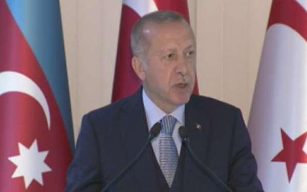Erdoğan:'' Sizler temizleyeceksiniz''