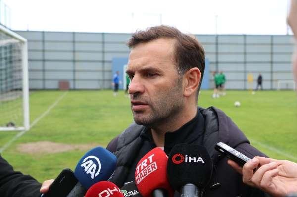 Okan Buruk: 'Kalan 3 maçımızı kazanmak istiyoruz'