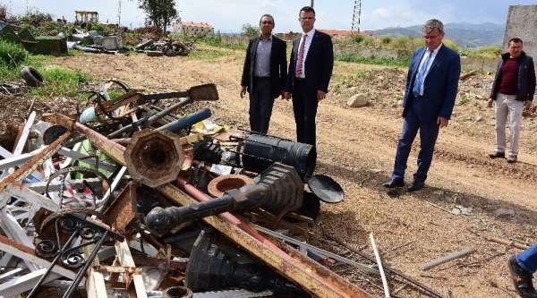 Başkan Öküzcüoğlu belediyedeki israfın önüne geçiyor