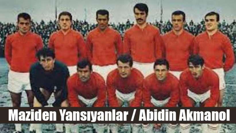 Maziden Yansıyanlar / Abidin Akmanol