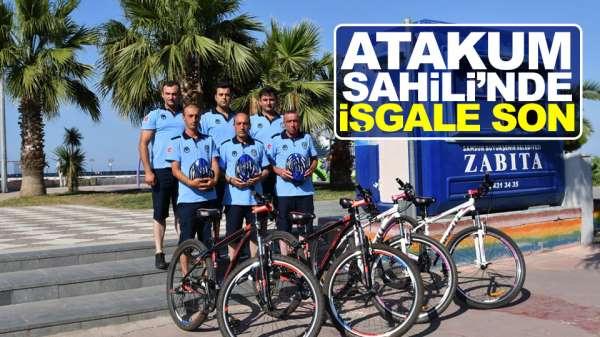 Atakum Sahil'nde işgale son
