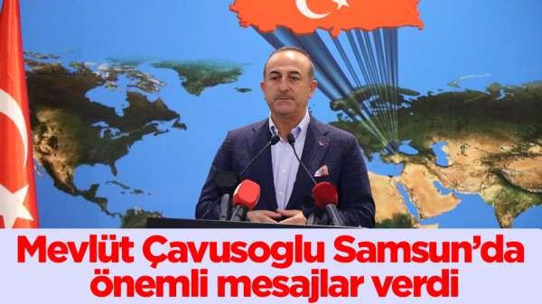 Samsun'da 11. Büyükelçiler Konferansı gerçekleşti