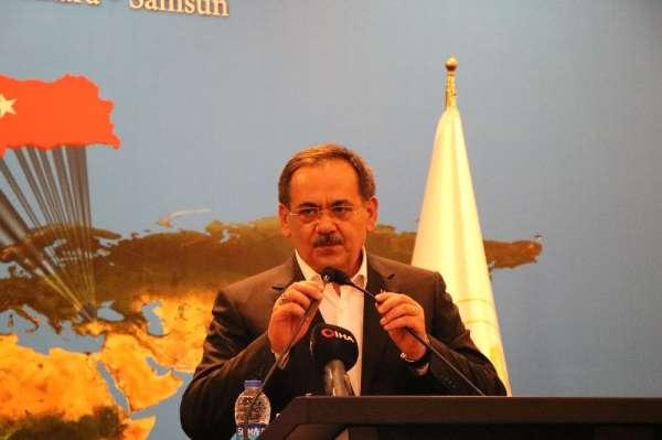 Başkan Demir: 'Kamu yatırımları konusunda Türkiye'de en mükemmel olan 3'üncü şeh