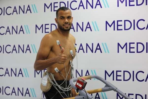 Fernando Andrade sağlık kontrolünden geçti