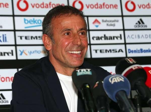 Abdullah Avcı: 'Beşiktaş'a şampiyonluk yaşatmaya geldik'