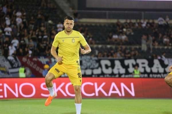 Yeni Malatyaspor, deplasmanda Partizan'a 3-1 mağlup oldu