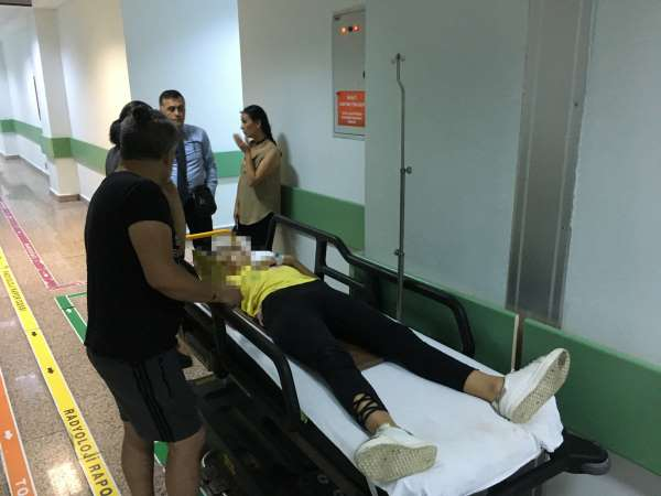 Samsun'da 10 yaşındaki çocuk ölümden döndü