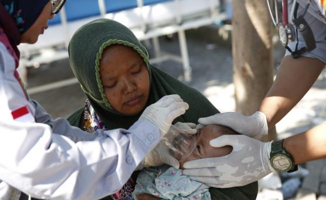 10 Aylık Bebek Depremden Sağ Çıktı