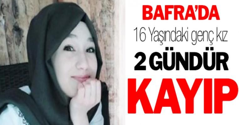 16 yaşındaki Fehime 2 gündür kayıp