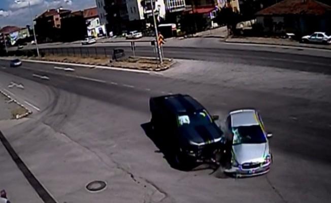 19 Mayıs`ta kaza: 1 yaralı