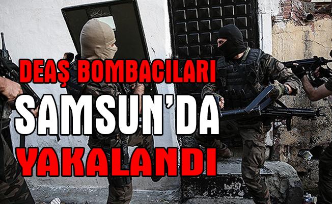 3 DEAŞ bombacısı yakalandı