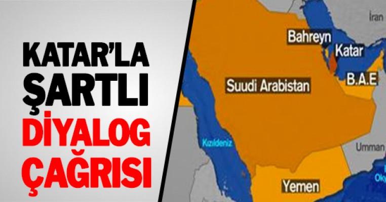 4 Arap ülkesi Katar`la diyalog için şartını sundu