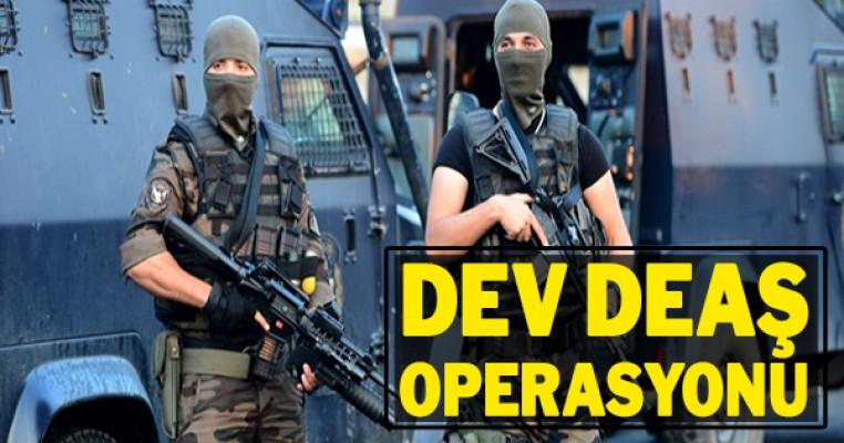 9 ilde büyük DEAŞ operasyonu: 16 tutuklama
