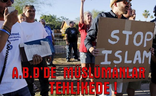 ABD`de İslamofobik olaylarda büyük artış