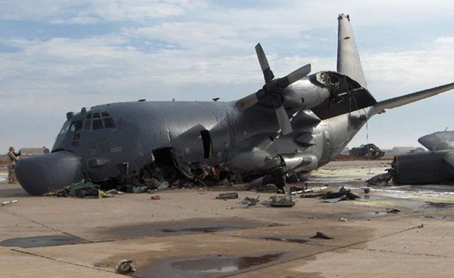 ABD Askeri Uçağı Düştü: En Az 11 Ölü
