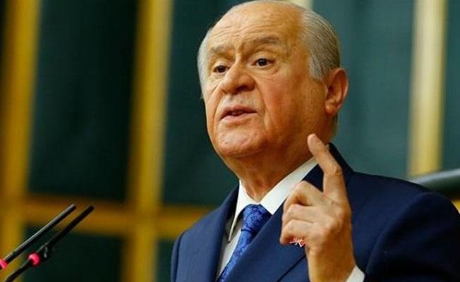 """Af İçin Erdoğan """"Hayır"""", Bahçeli """"Kararlıyız"""" Dedi!"""