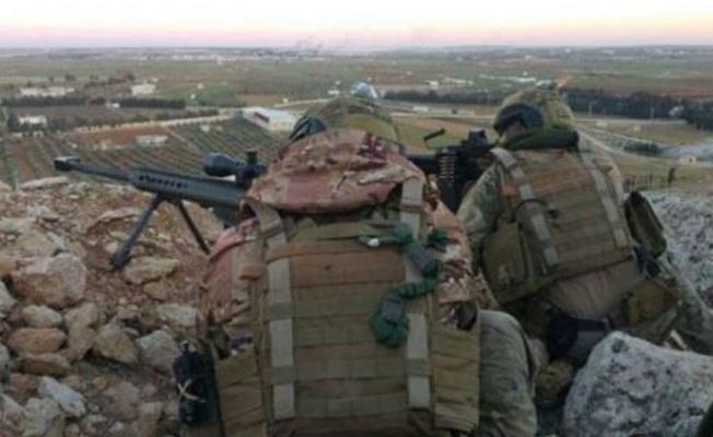 Ağrı`da Mayın Patladı: 1 Askerimiz Yaralı!