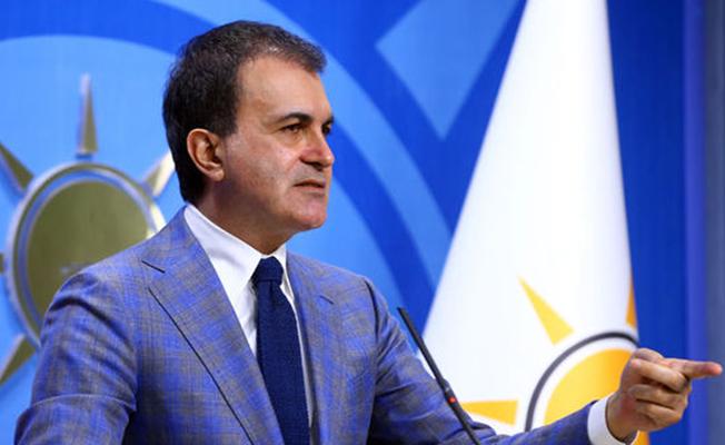 AK Parti Sözcüsü Çelik`ten Flaş Açıklamalar!
