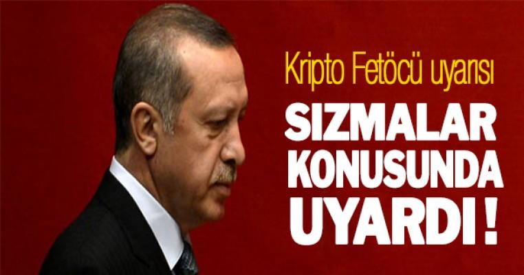 AK Parti`ye sızmaya çalışan FETÖ`cüler konusunda uyardı