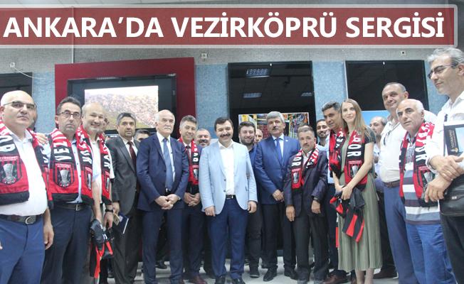 Ankara`da Vezirköprü sergisi